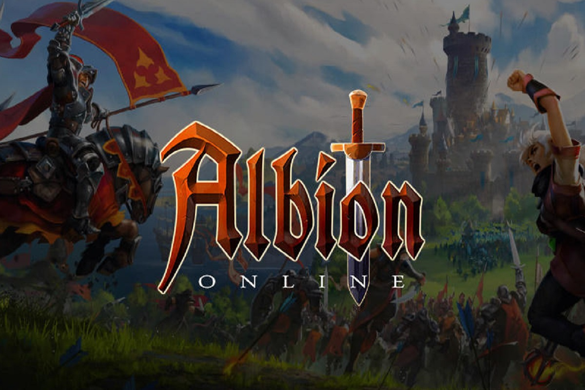Présentation Albion Online